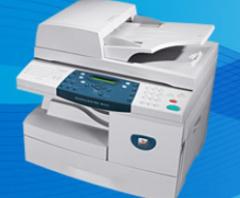 Impresora Multifunción Blanco y Negro Xerox