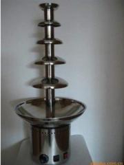 Fuente  de Chocolate de  5 Pisos