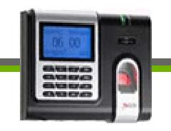 Control de Horario huella digital SGX628