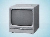 Monitores B/N Sanyo Modelo: VM-6509P