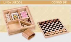 Caja para juegos