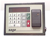 Control horario por proximidad TW2500