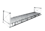 Contenedores - Flat Racks Containers