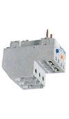 The relay electric classified by type
