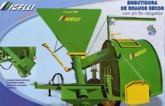 Embutidora de Granos Secos c/cargador