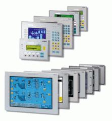 Interfaces de Operación Serie EH-HMI