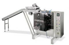 Machines for manufacturing packing from film
