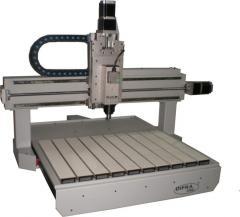 Router CNC de 900 x 600 x 200 mm Útiles