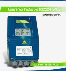 Сonversor de protocolos RS232 / RS485