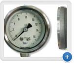 Manómetros analógicos línea 4060r