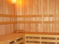 Sauna Contra Pared