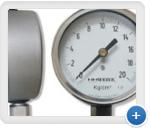 Manómetros analógicos Línea 4100