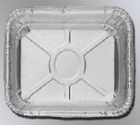 Bandeja de Aluminio R2