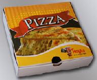 Porta pizza individual