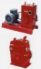 Vacuum pumps monoblock type