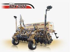 Sembradora Tekno Modelo SDX 2500
