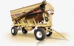 Tolva Semillas y fertilizantes Modelo TSF 18000