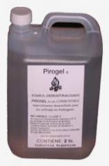Combustible Bioetanol