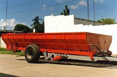 Carros Tolva Modelo TG12