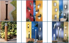 Iluminación de exteriores y jardín