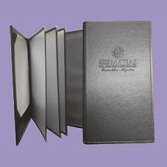 Línea Royal Combinada - Modelo Libro de 3 Paneles