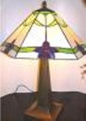 Lámparas Tiffany para mesa