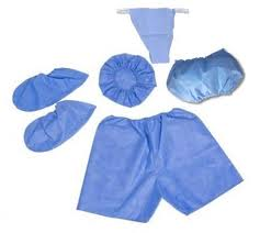 Protective clothing, disposable