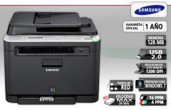 Impresora Multifunción Samsung Láser CLX 3185FN