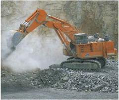 Excavadoras Hidráulicas EX 5500
