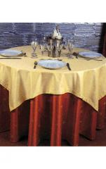 Linen tableware for restaurants, cafes
