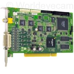 Capturadora Avermedia 16 video IN 400/480 FPS