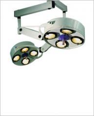 Lámparas Scialíticas 8 focos de techo