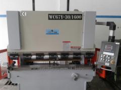 Máquinas usada Plegadora Hidraulica Gatti 3 mts x