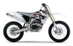 Motocross - yz 450 f