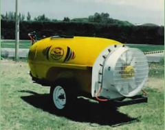 Atomizador Turbina