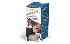 Antiinflamatorios - Dexa 400 Inyectable
