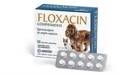 Antibióticos - Floxacin Comprimidos