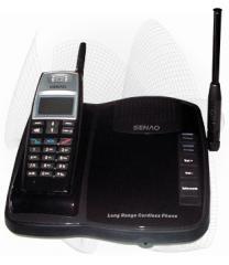 Teléfono Inalámbrico SN-356