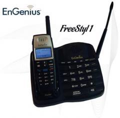 Teléfono Inalámbrico de ultra largo alcance