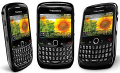 Celulares BlackBerry 8520