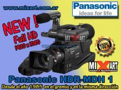 Filmadora Panasonic HDC-MDH 1