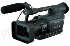 Cámaras Panasonic AG-HVX201