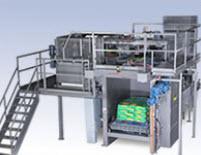 Sistemas de Empaquetamiento Automático Paletizado