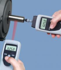 Tacómetro de Contacto y Optico Digital Portátil