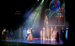 Efectos de Agua para Espectáculos Teatrales