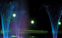 Espectáculos Multimedia de Agua, Luz y Sonido
