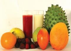 Nectar natural de frutas