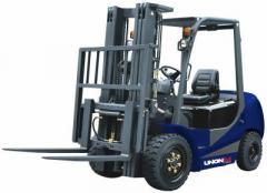 Autoelevador Diesel (FD25-30-35) UNIONBull