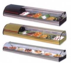 Expositor Refrigerado para Alimentos