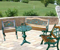 Furniture for recreation centers